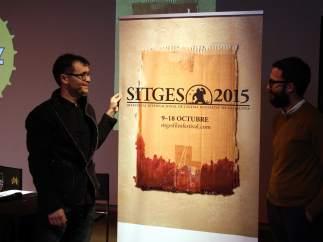 Presentación del cartel de Sitges 2015