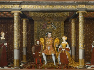 The Family of Henry VIII, c.1545