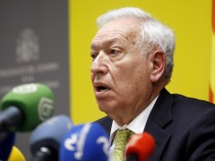 Margallo confirma la muerte de dos espa�oles