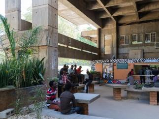 University of Zambia - UNZA, Lusaka (Zambia), by Julian Elliott, 1965-1970