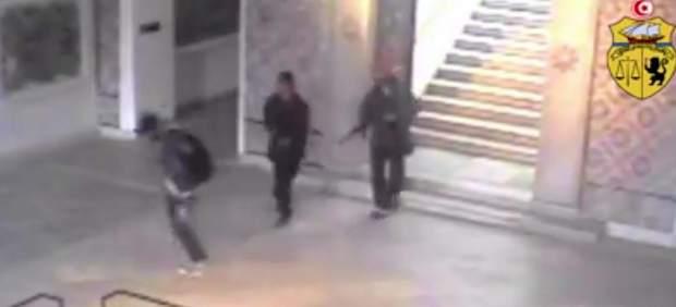 Terroristas de Túnez