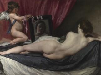 La Venus del Espejo, 1647-1651