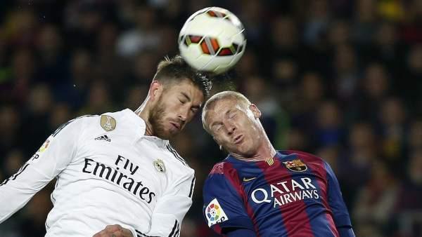 Clásico Barça-Madrid