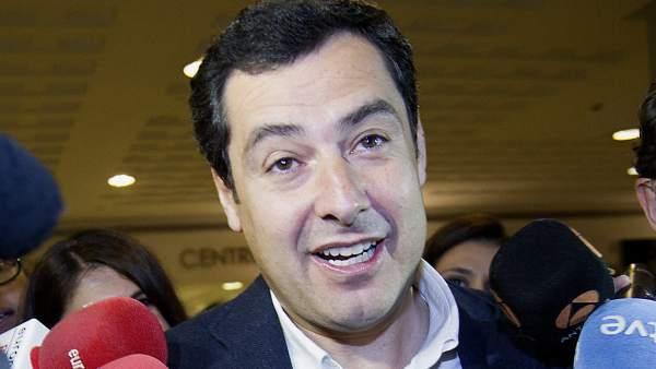 Juan Manuel Moreno Bonilla (PP-A)
