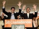 Ciudadanos, 9 diputados en Andalucía