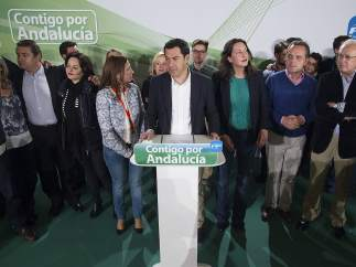 Derrota de Juanma Moreno en Andalucía
