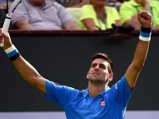Djokovic gana Indian Wells
