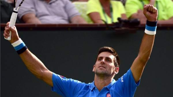 Djokovic gana Indian Wells