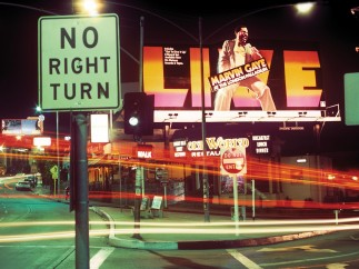 Marvin Gaye, 'Live at the London Palladium', 1977