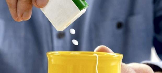 Resultado de imagen de sacarina y aspartamo