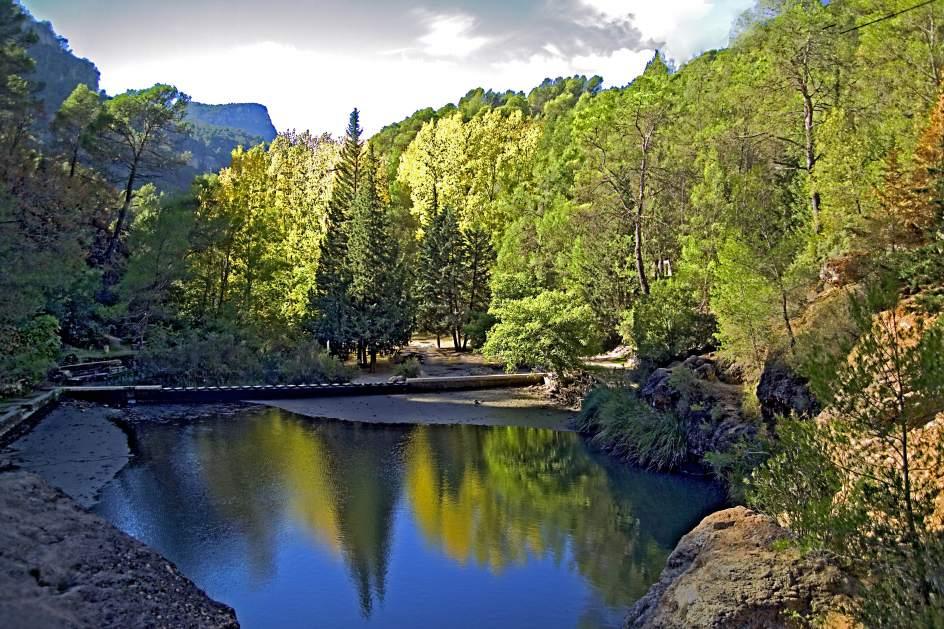 Parque de las Sierras de Cazorla, Segura y las Villas