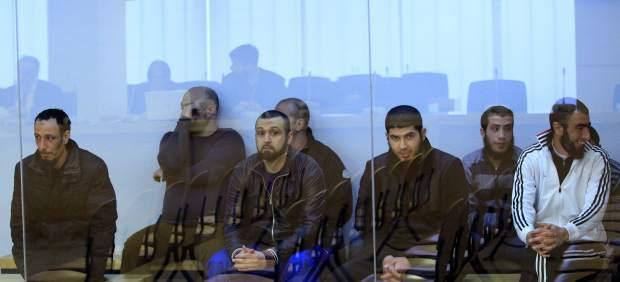 Varios acusados de reclutar yihadistas en España condenan el terrorismo y piden la paz