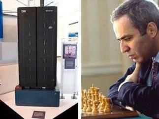 Kaspárov versus IBM