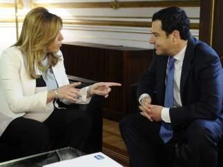 El presidente del PP-A asegura que a Susana Díaz se le van a complicar las cosas en Andalucía