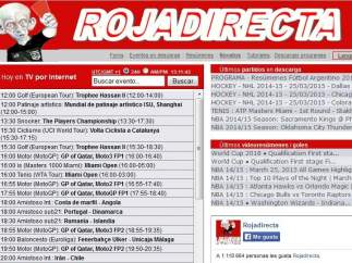 Web Rojadirecta
