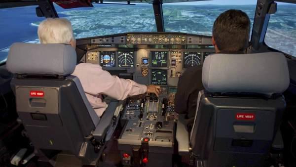 590bee58e3 Las pruebas psicológicas y físicas de los pilotos: ¿Cómo son? ¿Cada cuánto  se realizan?