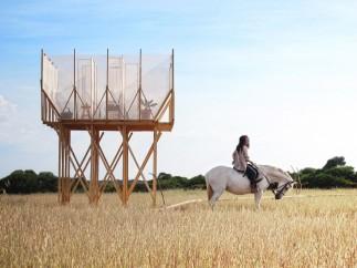 Garnetflugen Architects & Mariana Del�s, Grooming Retreat, 2014