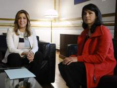 Susana D�az y Teresa Rodr�guez