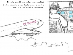 As� fue la tragedia del avi�n de Germanwings