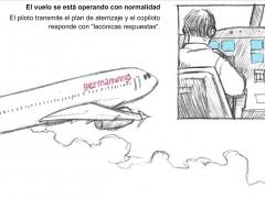 Así fue la tragedia del avión de Germanwings
