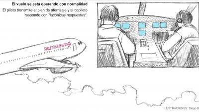 As� fue la tragedia del Airbus A320 de Germanwings