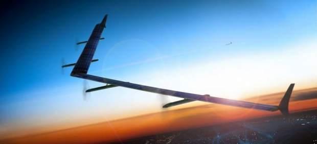 Facebook ya ha probado su dron de energía solar que lleva Internet a zonas aisladas