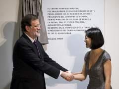 Inauguraci�n de Rajoy