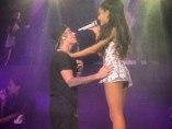 Justin Bieber y Ariana Grande