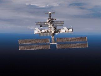 Estaci�n Espacial Internacional