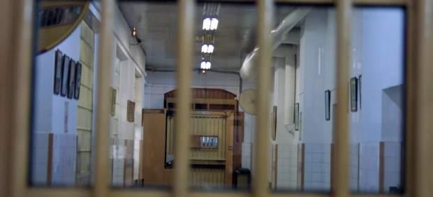 Imagen del interior de una cárcel.
