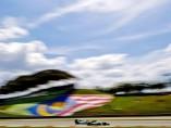 Monoplaza Mercedes en Malasia