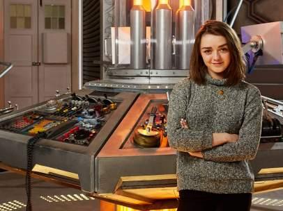 Maisie Williams, en 'Doctor Who'