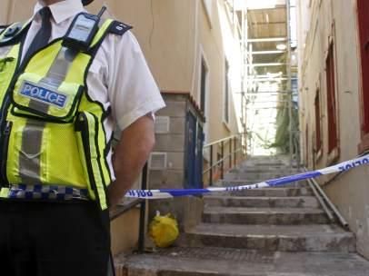 Una familia muerta en Gibraltar