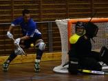 Entrenamiento hockey sobre patines