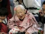 La mujer m�s vieja del mundo