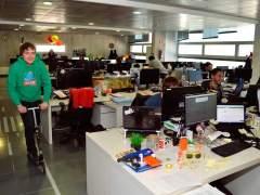 El 81,5% de los espa�oles son felices en su trabajo