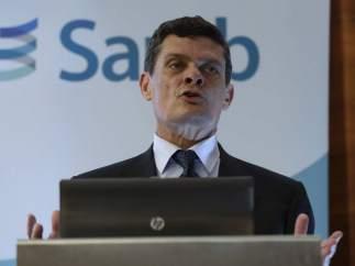 Jaime Echegoyen, presidente de la Sareb