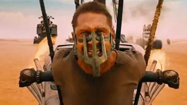 Tráiler de 'Mad Max: Furia en la carretera'