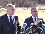 Los presidentes de Lufhansa y de Germanwings