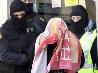 Detenida por yihadismo