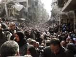 Campo de refugiados de Al Yarmuk