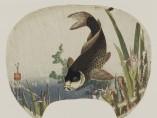 Carp and Iris, Katsushika Hokusai (Japanese, 1760–1849)