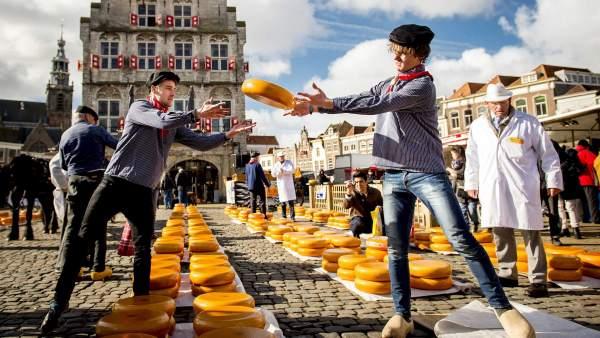 Temporada de quesos gouda