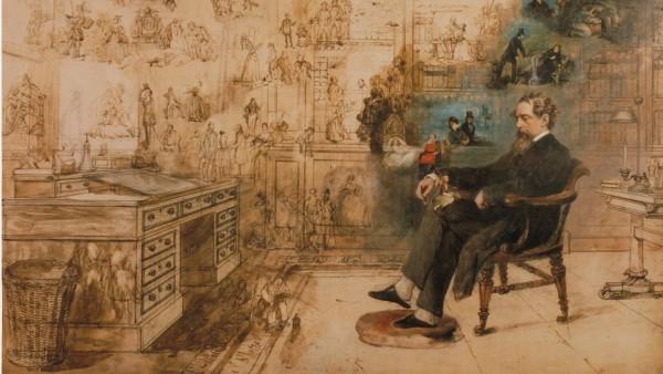Dickens's Dream