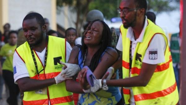 Ataque a la universidad de Garissa, Kenia, por Al Shabab