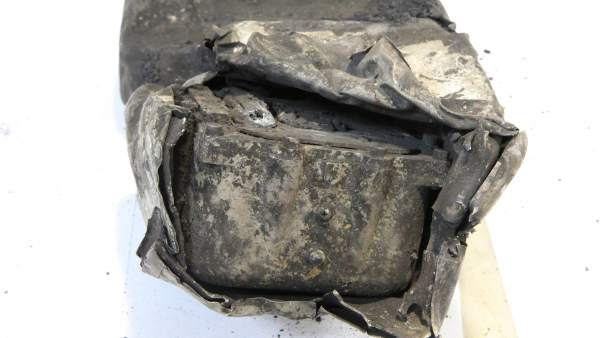 Caja negra del avión de Germanwings