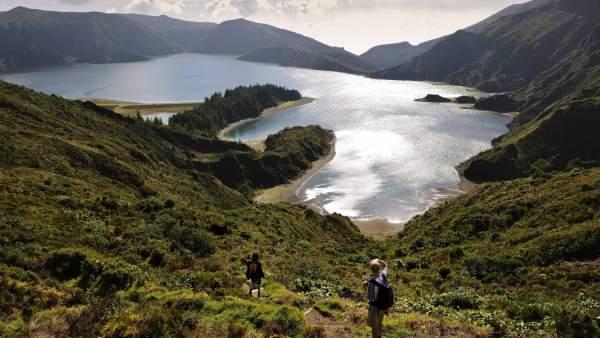 Las Azores, un oasis volcánico