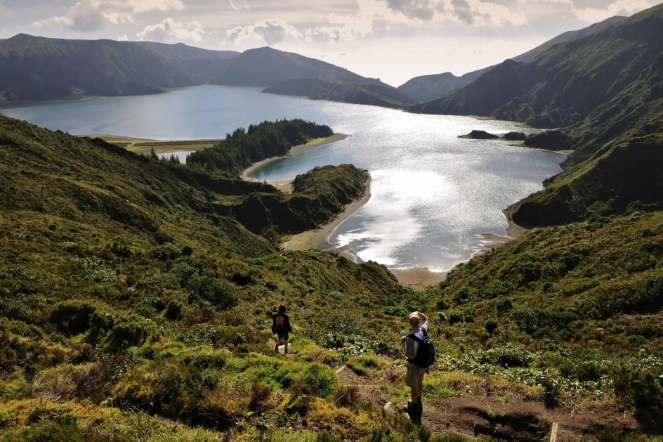 Las Azores, un oasis volcánico que por fin se abre a Europa