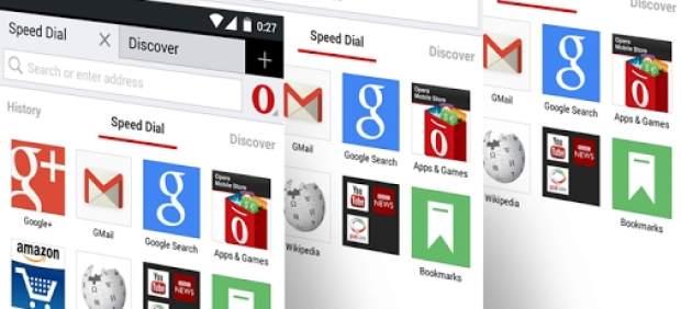 Navegadores en Android que ayudan a reducir el consumo de datos en dispositivos móviles