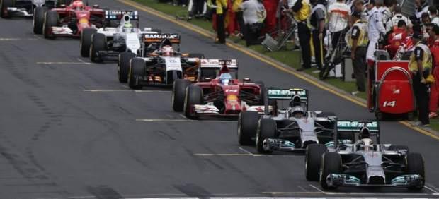 TVE pagará 700.000 euros por emitir el GP de España de F1